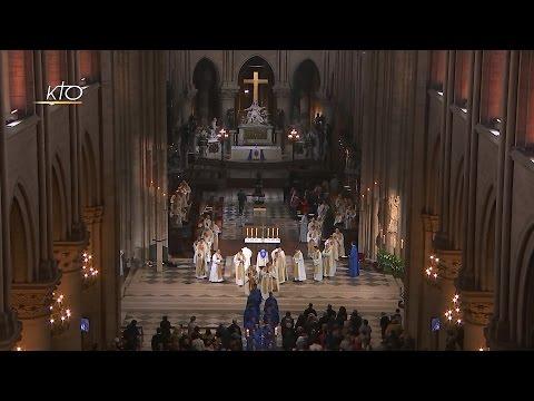 Vêpres solennelles de l'Immaculée Conception du 8 décembre 2016