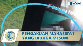 Pengakuan Mahasiswi Kupang yang Diduga Lakukan Adegan Mesum saat Kuliah Online: Akun Saya Diretas