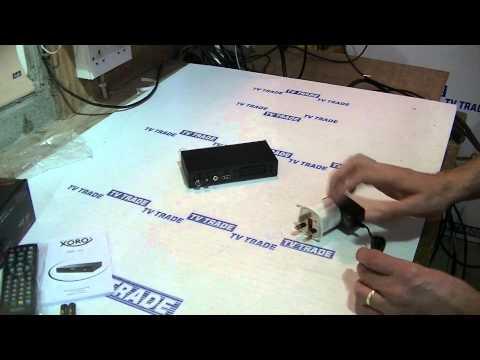 Xoro HRT 7515 - Overview & Installation