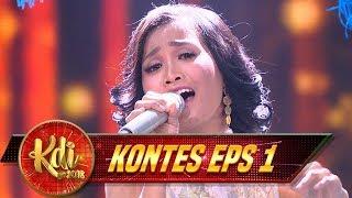 Sherly Menyanyikan [PESTA PANEN] Dengan Sangat Menjiwai - Kontes KDI Eps 1(6/8)