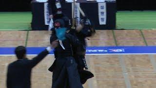 2019 서울 전국체전 검도경기 고등부 경남선발 VS 서울선발
