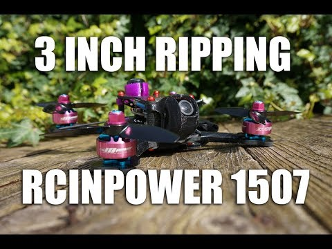 3 Inch Ripping - RCINPower GTS-V2 1506 Review