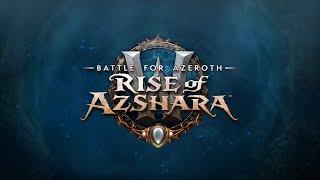 Nazjatar Music (Favorite Parts) - Rise of Azshara Music