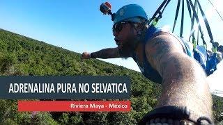 Adrenalina no Selvatica, no México