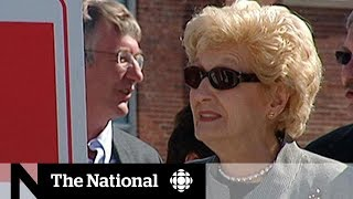 Gilles Duceppe's mother found dead in snow outside Montreal seniors' residence