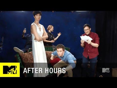Mannequin Challenge Fantastic Beasts #MannequinChallenge   After Hours w/ Josh Horowitz   MTV News