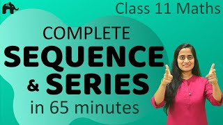 Sequences and Series Class 11 Chapter 9 | in Hindi