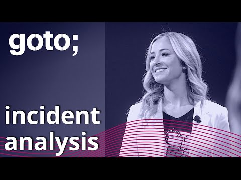 Image thumbnail for talk Incident Analysis Before Chaos Engineering