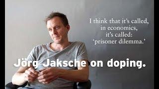 Jorg Jaksche – on doping etc