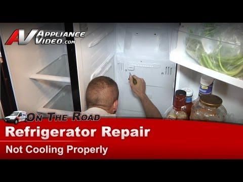 Hyper Youtube Refrigerator Repair Amp Diagnostic Not