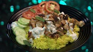 Ruchi Vismayam l EPI - 126 - Middle East Chicken & Rice | Mazhavil Manorama