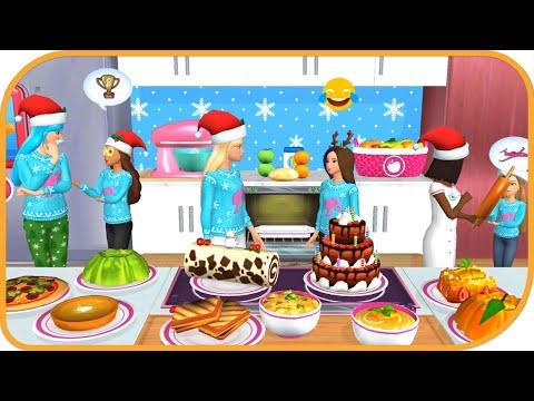 Barbie Dreamhouse Adventures #312 | Christmas | Budge Studios | Juegos Infantiles | HayDay