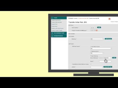 Cara Pembayaran MNC Play melalui Internet Banking BNI