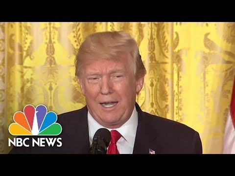 Donald Trump Says An Interview With Special Counsel Robert Mueller 'Seems Unlikely' | NBC News