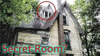Abandoned Grandmother's Home  - W/ Secret Lookout Room