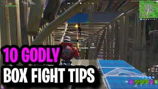 10 ADVANCED BOX FIGHTING TIPS To WIN EVERY FIGHT! (Console / PC Pro Box Fight Techniques Chapter 2)