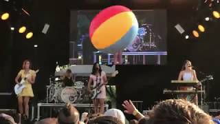 The Beaches   Want What You Got   WTFest Brantford Ontario Jul 2019