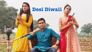 Types Of People On Diwali   | Lalit Shokeen Films