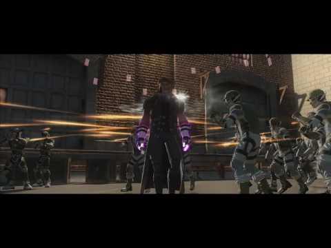 Видео № 1 из игры Marvel: Ultimate Alliance 2 (Б/У) [PSP]