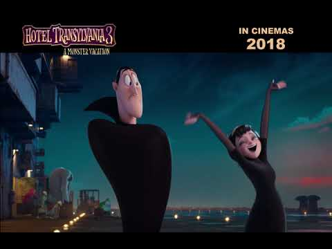 In Sony Pictures Animations Hotel Transylvania 3 A Monster Vacation Join Our Favorite Family As They Embark On Luxury