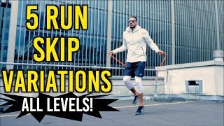 TRY THESE FOR MAXIMUM WEIGHT LOSS!   JUMP ROPE TUTORIAL by Rush Athletics