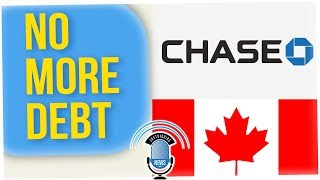 Chase Bank ERASED Credit Card Debt in Canada (ft. Wax)