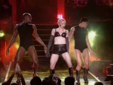 Madonna - Fever [The Girlie Show]