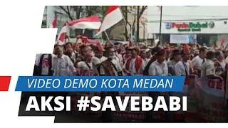Menolak Pemusnahan Ternak Babi oleh Pemerintah Sumut, Demo Tema #SaveBabi Digalakkan di Kota Medan