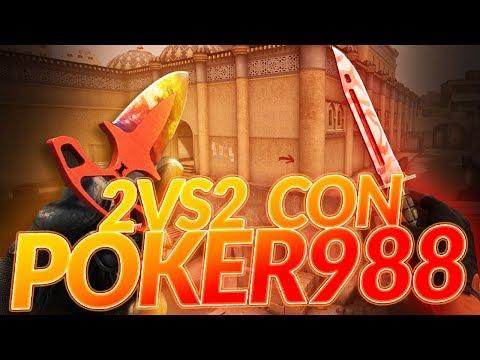 QUIEN MATE MÁS, GANA UN CUCHILLO | w/Poker