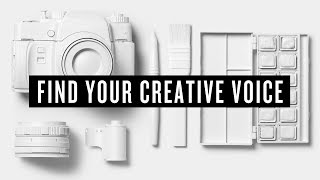Find Your Artistic Voice - 3 Tips to Develop Your Creativity | Adobe Creative Cloud