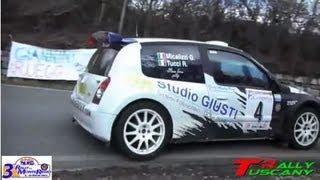 preview picture of video '3° Rally del MonteRegio (2013)'