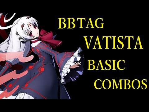 BnB 3 BB:CTB - Papa Leo Vs  TS-Rei - BlazBlue: Cross Tag