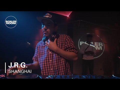 J.R.G. | Boiler Room Shanghai