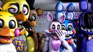 [FNAF Movie] Forgotten Memories - Five Nights at Freddy's ULTIMATE Animation