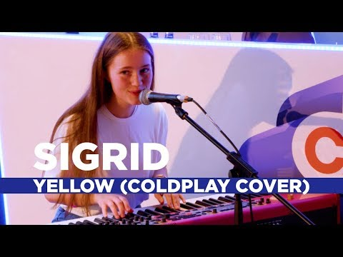 Sigrid – 'Yellow' (Coldplay Cover) (Capital Live Session)