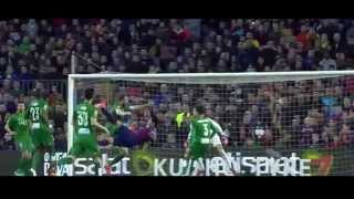 Luis Suarez - an amazing goal in a match against Levande