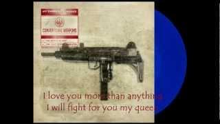 Anek - Lady Of Fate w lyrics