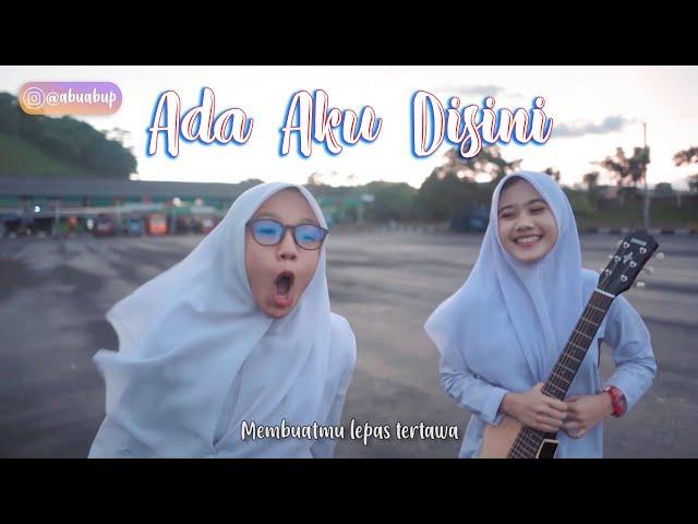 DHYO HAW - ADA AKU DISINI (TAYA RISMA COVER & LIRIK)
