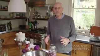 Michael Pollan's Sauerkraut Recipe