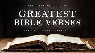THE GREATEST BIBLE VERSES (Inspirational)