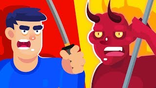 YOU vs THE DEVIL - Could You Defeat and Survive It? (Lucifer)