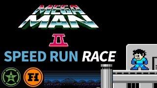 Megaman 2 SPEED RUN RACE - Let