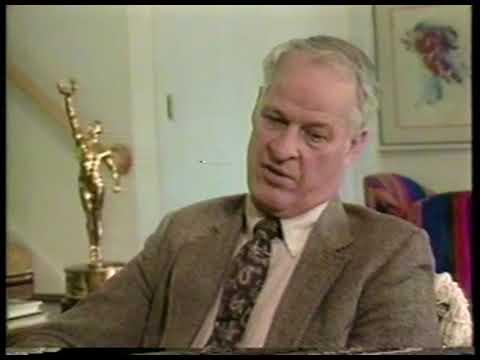 NHL - 1986 - Special - Gordie Howe - Career Highlights + Interview