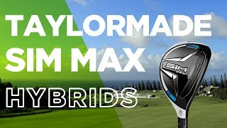 AliTaylorGolf - Sim hybrid Review
