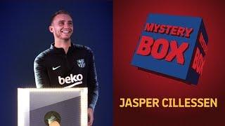 Mystery Box: Jasper Cillessen