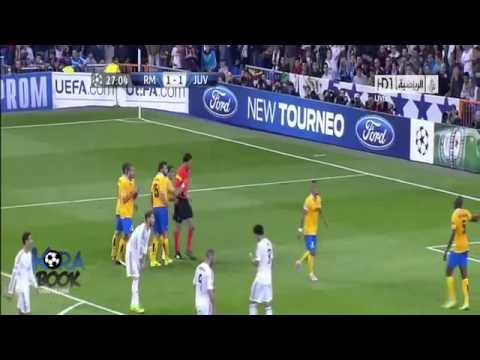 أهداف ريال مدريد 2-1 يوفنتوس 23/10/201 | علي سعيد الكعبي