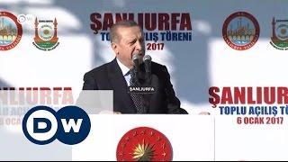 Конституционная реформа в Турции: как Эрдоган укрепляет вертикаль власти