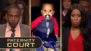 Man With No Money Says Ex-Girlfriend Is A Gold-Digger (Full Episode) | Paternity Court