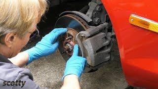 Changing Brake Rotors (My Final Repair Job?)