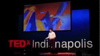 Unboxing education through gaming, playing, and making: Lucien Vattel at TEDxIndianapolis